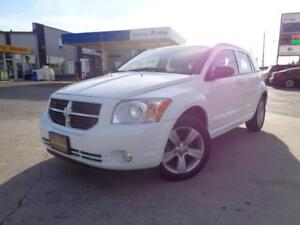 2012 Dodge Caliber SXT, LOADED, CANADIAN VEHICLE!!