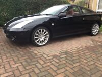 2005 Toyota Celica Limited Edition Rare Red leather,Full History &Mot
