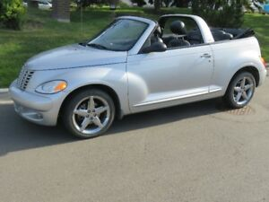 LOW MILEAGE Convertible GT Chrysler PT Cruiser