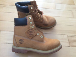 Like New Timberland for $60!!