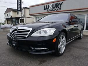 2010 Mercedes-Benz S-Class S550 4MATIC-AMG SPORT PKG-JUST LIKE N