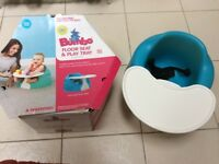 Bumboo floor seat and play tray for only £10.