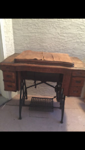 Antique sewing machine for sale