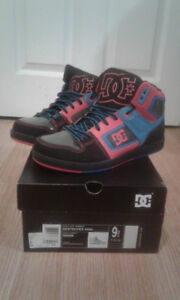 Women's DC High Tops $40.00