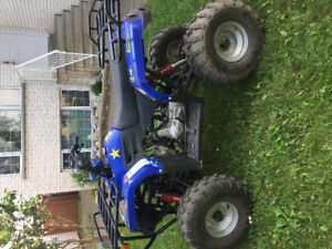 125CC ATV for sell