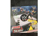 WWE tough talkers