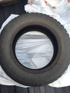 SET OF 4 GOOD YEAR NORDIC WINTER TIRES 185/60R14