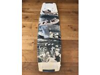 Humanoid 1up 134 Wakeboard NEW
