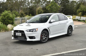 Looking to buy a Mitsubishi EVO X