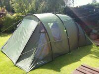 Buckingham 6 man classic family tent