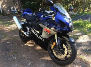 2005 GSX-R 750