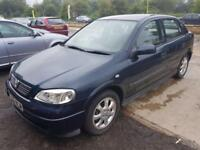 2002 Vauxhall/Opel Astra 1.6i 16v Club