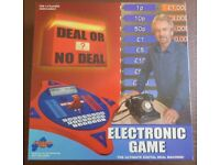 Deal or No Deal Electronic Game