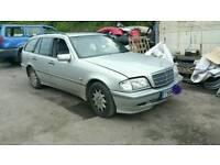Mercedes C250 Diesel 1999 Estate Auto Breaking for spares