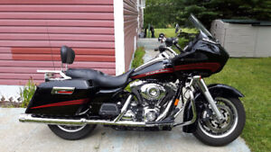 HD Road Glide, Excellent Condition