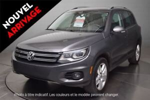 2014 Volkswagen Tiguan 4MOTION 2.0TSI MAGS TOIT PANO CUIR