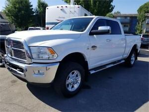 2012 Ram 3500 Laramie Longhorn - beautiful in all ways