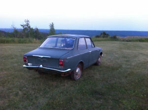Rare First generation 1969 Toyota Corolla