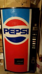 Pepsi machine (man cave)