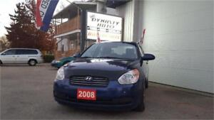 2008 Hyundai Accent GLS / CERTIFIED / DYNASTY AUTO