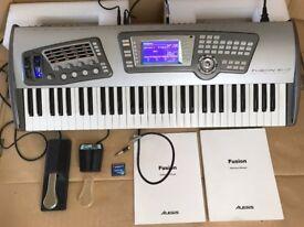 Alesis Fusion Synthesizer Keyboard