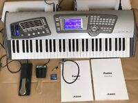 Alesis Fusion Synthesizer Keyboard