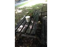 Pub bench for sale