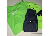 Boys Nike tracksuit and tshirt