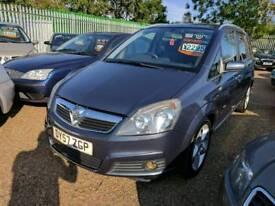 Vauxhall Zafira 1.8SRi - 7 Seat - Hpi Clear - New Mot