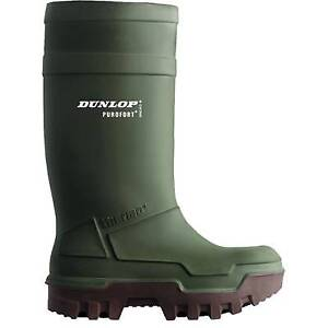 Dunlop Thermo+ rubber boots size 11