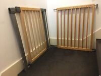 Safety Gates x2 LINDAM
