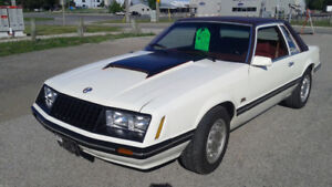 1979 Mustang LX COUPE, 351W, 5 spd.!!