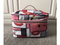 Soap and Glory limited edition Rodnick make up, toiletry bag
