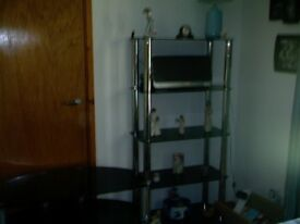 TV Stand and Wall Unit for sale