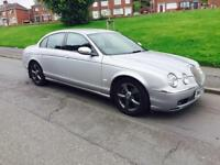 Jaguar s-type 3.0 v6 low mileage 2004 FSH not xj x-type stype 525d 530d Mondeo Focus