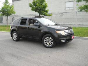 2007 Ford Edge, Leather, Glassroof, AWD, 3/Y warranty availabl