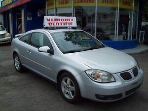 2008 Pontiac G5 coupé