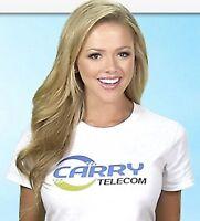 Carrytel Carry Telecom $10 OFF DSL Modem Promo Code CE12551
