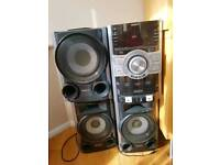 Sony Hi-Fi MHC-GTZ3i Exellent and Powerful. Come with Original Remote