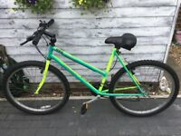 Ladies bike for sale.