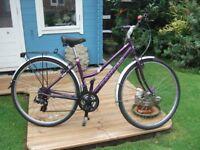 Ladies Dawes Mojave Bike Bicycle Cycle