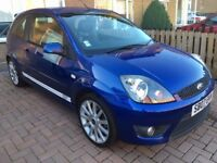 Ford Fiesta St MK6 2007 FSH low low mileage only 38K 1 lady owner from new