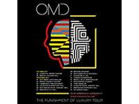 OMD - The Punishment of Luxury Tour