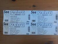 2 X Friends fest tickets 23 August Blenheim palace Plus Set Tour