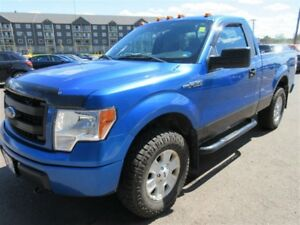 2013 Ford F-150 STX! ALLOYS! 4X4!