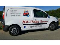 Matts valeting services