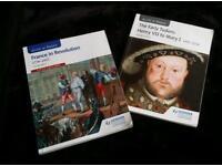 History A level books