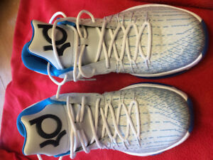 "KD 8 ""Photoblue"" Basketball Shoes - size 12"