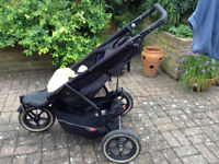 Phil & Ted Double Sport Buggy
