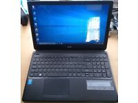 Acer Laptop, Pentium 4th Gen, 250GB HDD, 4GB Ram